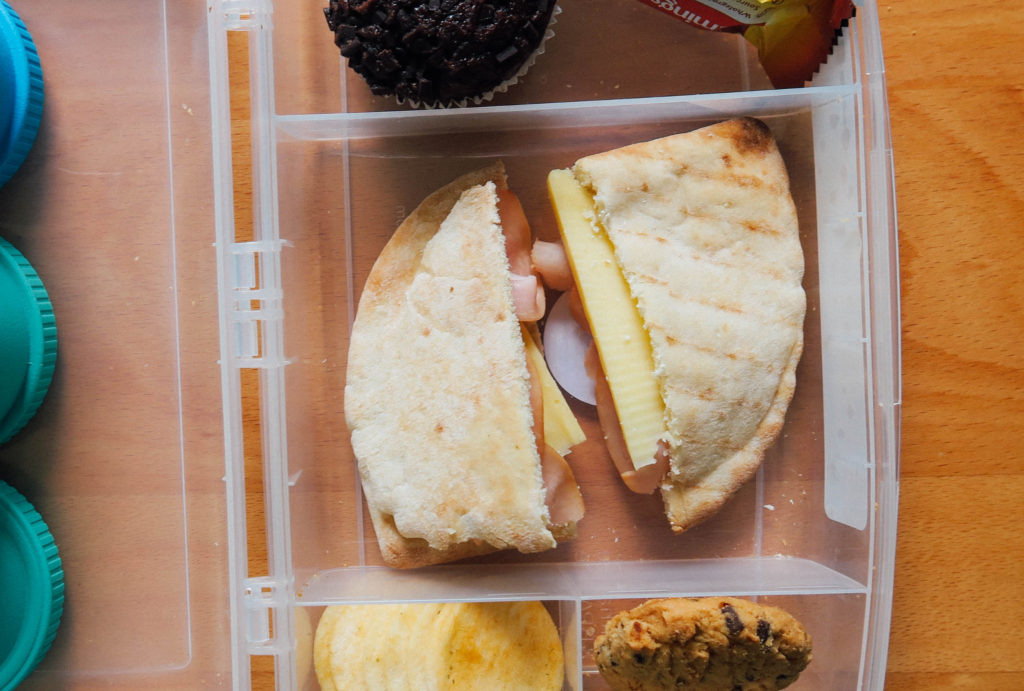 lunchbox snacks from the supermarket